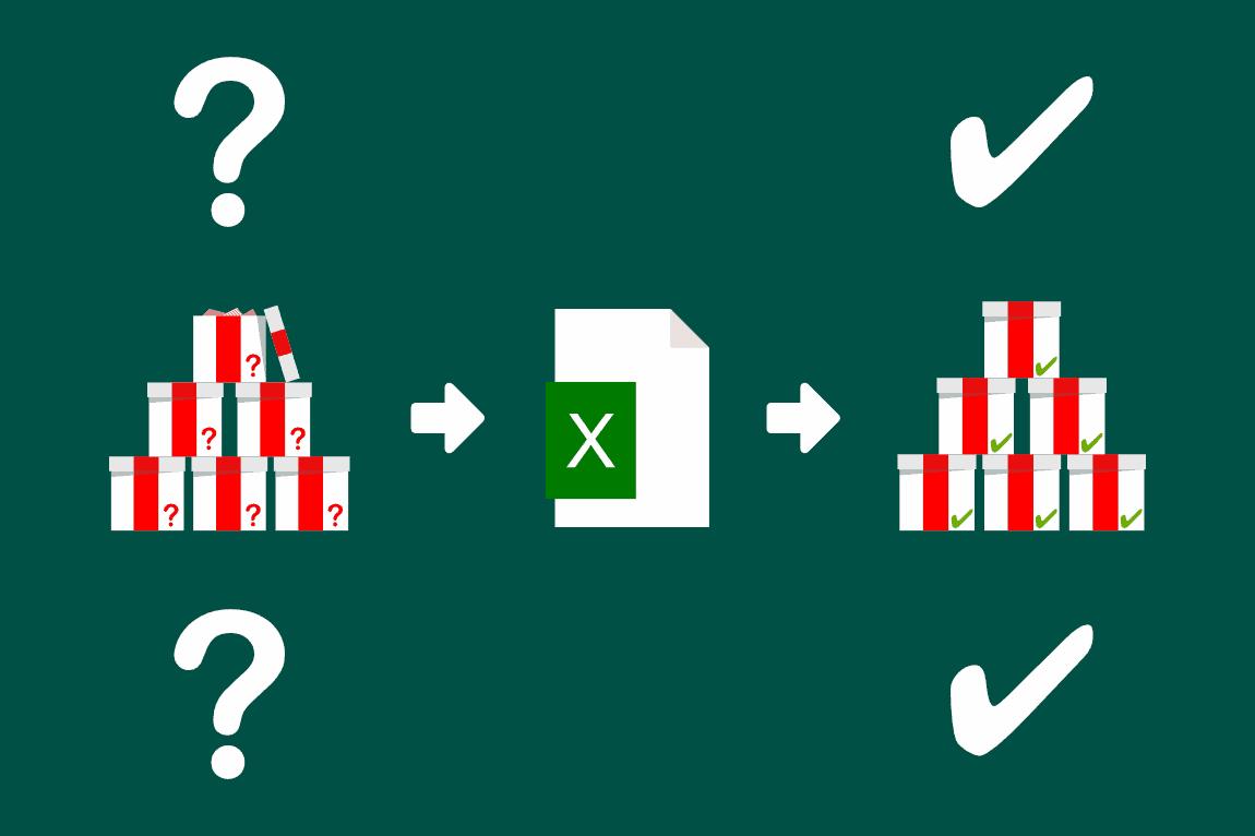 The Christmas Gift Planner Spreadsheet I HomeExplained.com