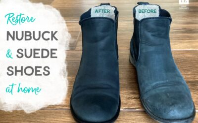 How to Restore Suede or Nubuck Shoes at Home