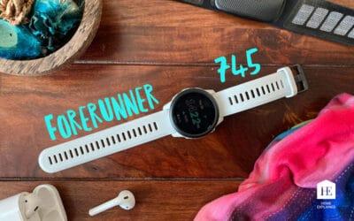 Garmin Forerunner 745 Review: Great Multisport Watch Perfect for Women