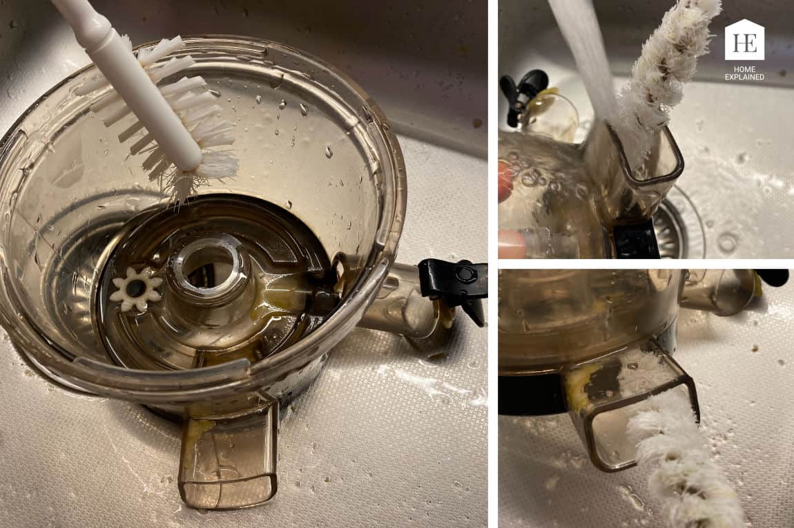 How to Clean a Juicer Fast 4