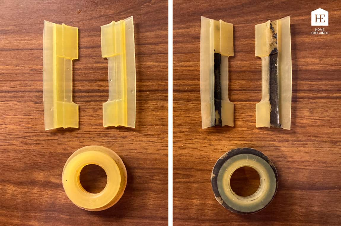 Juicer Silicone Parts with Mold
