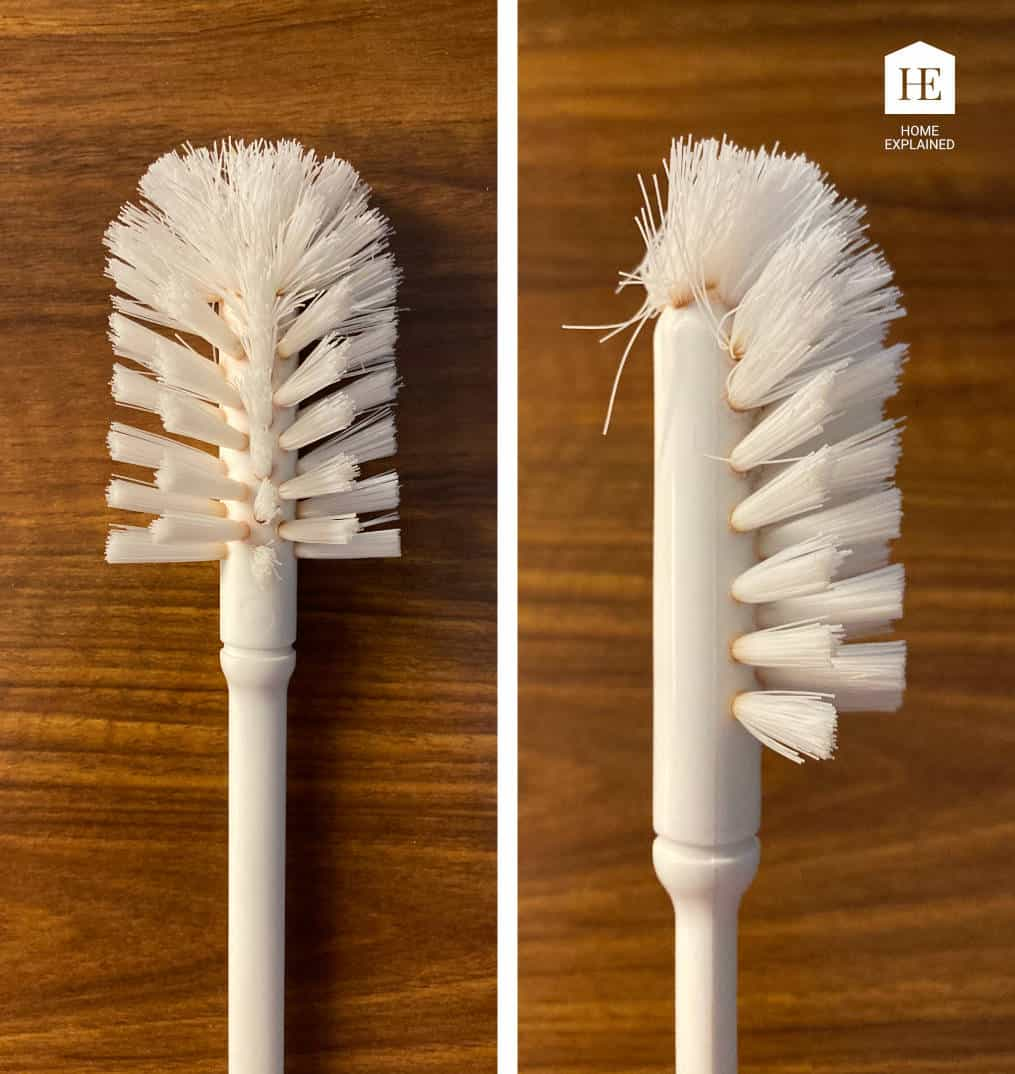 Large Brush to Clean Juicer