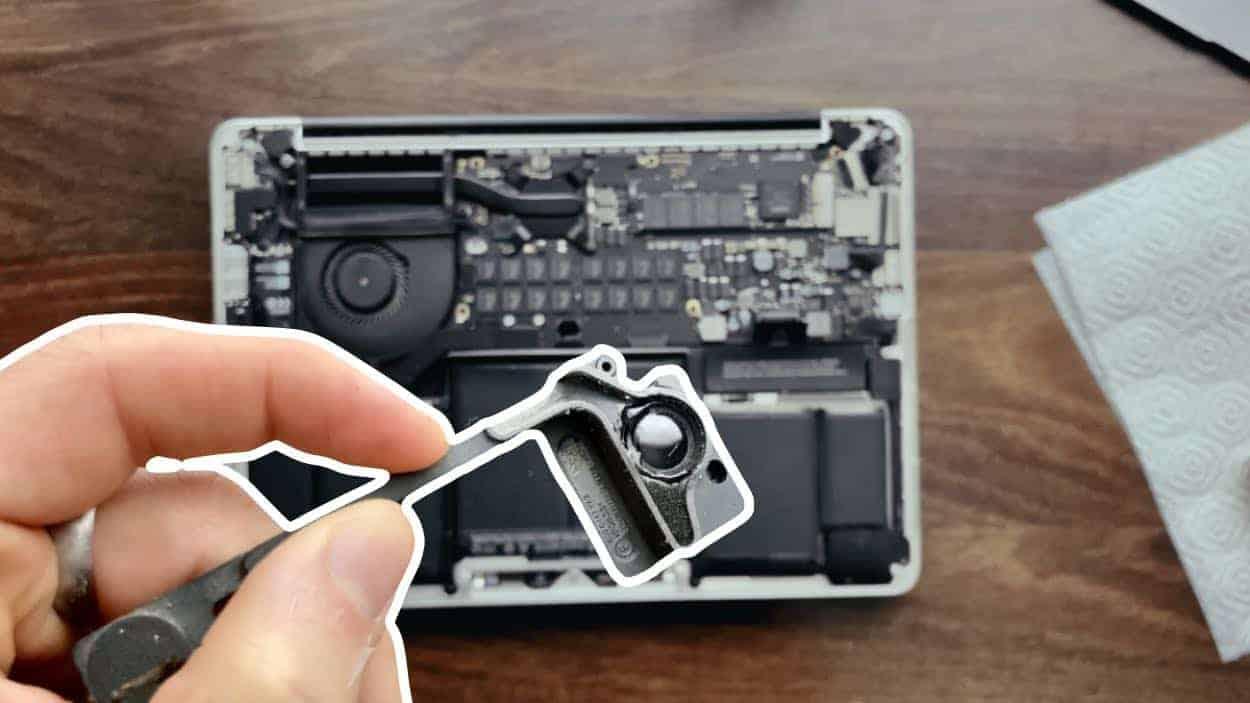 MacBook Pro Speaker