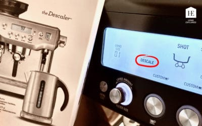 How to Descale Your Breville Barista Pro