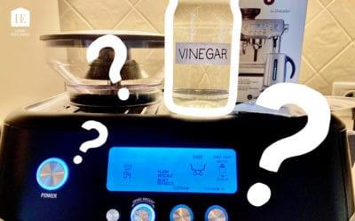 Can You Use Vinegar to Descale the Breville Espresso Machine?