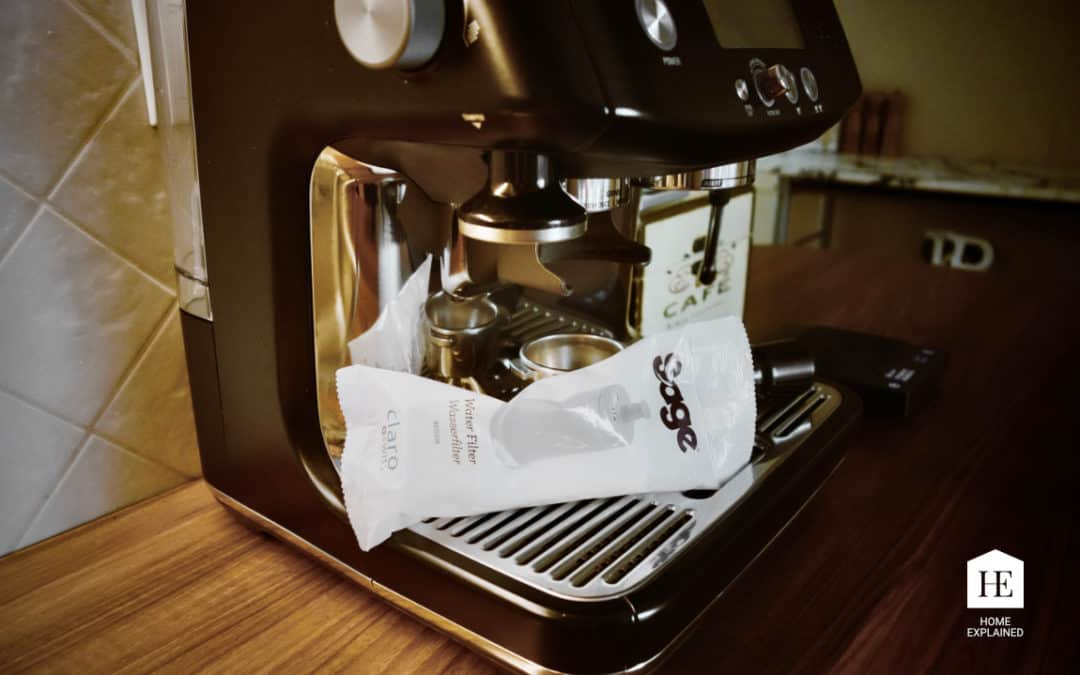 How to Change the Water Filter on a Breville Barista